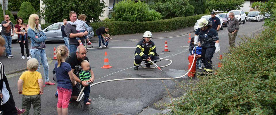 Permalink auf:Spaß  mit der Feuerwehr